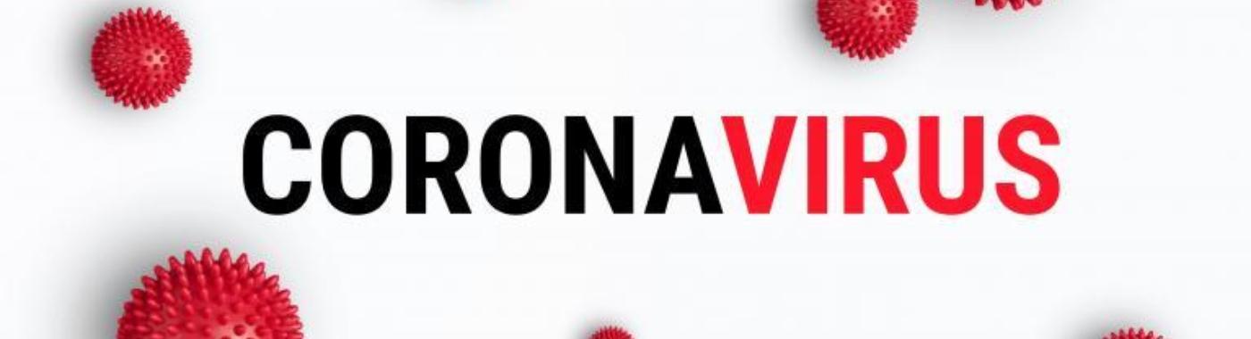 Coronavirus rood