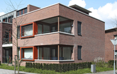 Appartementen De Witte Ruwenhofstraat Neede buitenaanzicht
