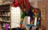 Paard atelier Aventurijn Ivoor Raalte