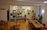 Keuken en eettafel woningen Ballochilaan Lochem
