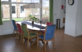 Eetkamer woningen Hendrik Werkmanweg Deventer