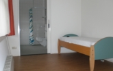 Slaapkamer woningen Hendrik Werkmanweg Deventer