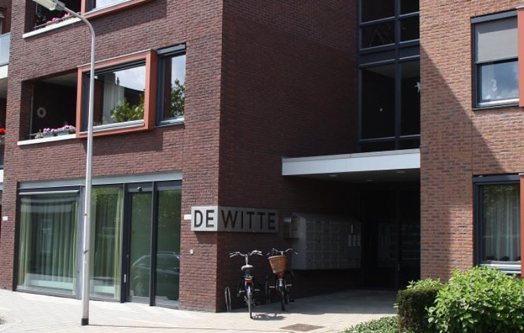 Appartementen De Witte Ruwenhofstraat
