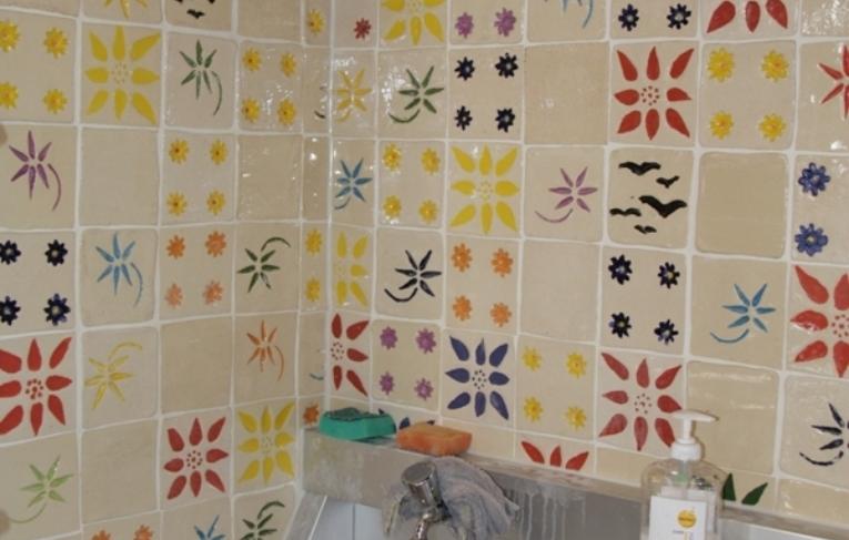 Mozaiek Atelier Aventurijn Raalte Ivoor