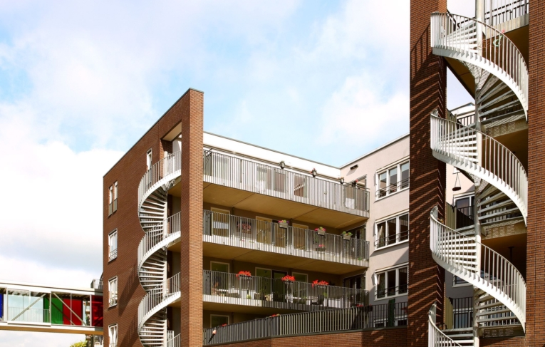 Appartementen De Lunette Zutphen