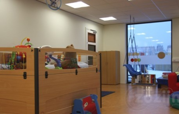 Overzicht ruimte kindercentrum 't Kempske Terborg