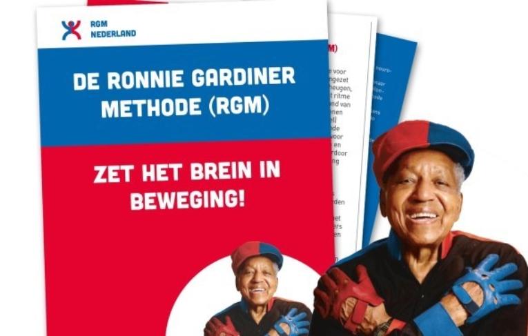 Boek en foto Ronnie Gardiner